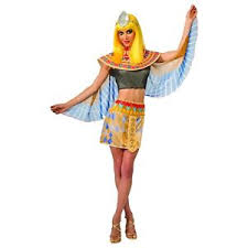 Halloween Goddess Costumes Egyptian Goddess Costume Isis Cleopatra Katy Perry Dark Horse