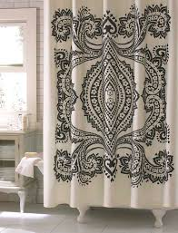 bathroom wood shower curtain burlap shower curtain country