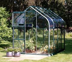 6ft X 8ft Greenhouse Vitavia Orion Green Framed 8ft X 6ft Wide Greenhouse Gardensite