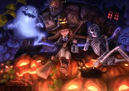 halloween artwork free master anime ecchi picture wallpapers halloween boy