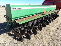 Great Plains Planter by Great Plains No Till Grain Drill Item Db1850 Sold Febru