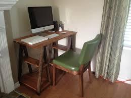 ana white sawhorse desk diy projects