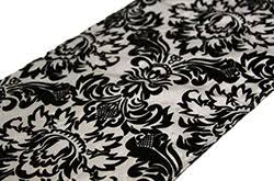 black and white table runners cheap table runners chair flair