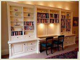 white desk with bookcase attached u2014 all home ideas and decor