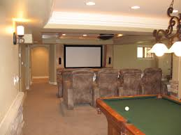 home theater decorating ideas pictures astounding home theater decorating ideas with a bilyard table on