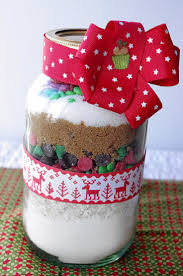 10 jars christmas decorations for your cookies