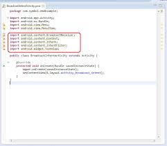 android context using broadcast intent in datacapture profiles zebra