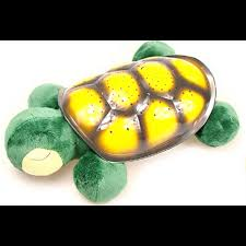 sparkling turtle lamp night light with usb powered u0026 musical