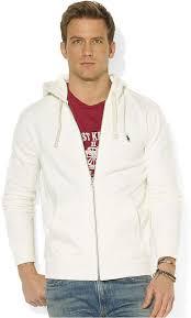 polo ralph lauren hoodie classic zip front fleece hoodie where