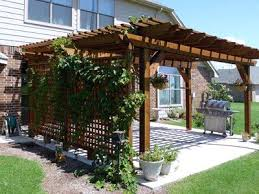 Best Pergola Design Ideas Images On Pinterest Patio Ideas - Backyard arbor design ideas