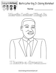 number names worksheets martin luther king worksheets free