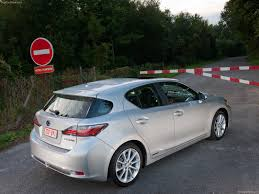 lexus ct 200h hatchback lexus ct 200h 2011 pictures information u0026 specs