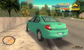 dodge neon 2002 for gta 3