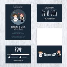 wars wedding invitations wars printable wedding invitation save the date rsvp and