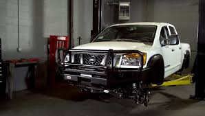 nissan titan nashville tn phase two of project titan underway the news wheel