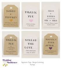 Thank You Tags Wedding Favors Templates by Favor Tag Template Printable Small Design Wedding