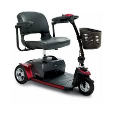 portable scooter capacity 325 lbs rental