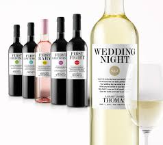 wine for gift wedding gift wine labels engagement gifts for