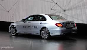mercedes 2016 2017 mercedes benz e class unveiled at the 2016 detroit auto show
