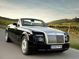 roll royce rollls rolls royce phantom drophead coupe 2008 pictures information