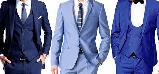 costume mariage homme bleu tendance costume 2016 du bleu du bleu et du bleu eclat de reves