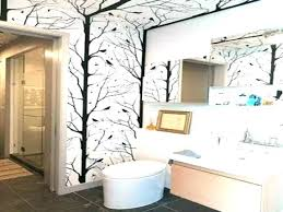 bathroom wallpaper designs bathroom borders wallpaper living room border ideas style wall