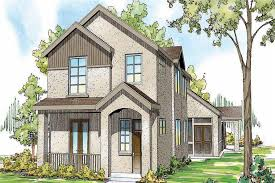 house plans narrow lot narrow lot house plan 108 1708 4 bedrm 2686 sq ft home plan