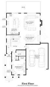 Canterbury Floor Plan by Canterbury Park The Puget Home Design