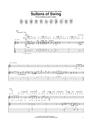 dire straits sultans of swing tab sultans of swing sheet for piano and more