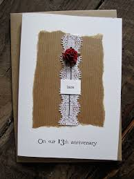 anniversary gifts for 13th year lace wedding anniversary gifts for gift