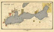 map of lake geneva wi lake geneva 1921 atlas walworth county 1921 wisconsin
