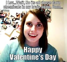 No Valentine Meme - ap psychology valentine s day meme quickmeme