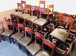 Used Restaurant Tables And Chairs Used Restaurant Chairs Ebay