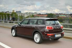 Mini Clubman Towing Capacity The New Mini Clubman