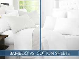 most breathable sheets cotton vs bamboo sheets which ones should you buy in 2018