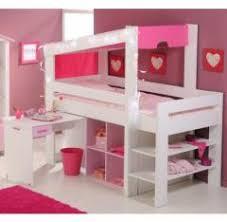 chambre fille pas cher lit combiné blanc pour chambre d enfant pas cher lit commode