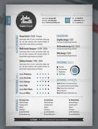 free modern resume templates psd photoshop resume template top 27 best free templates psd ai 2017