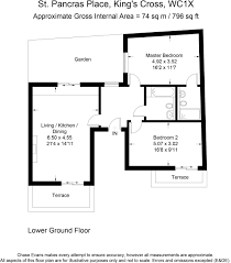 2 bedroom flat for sale in st pancras place king u0027s cross london
