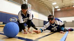 League For The Blind And Disabled Newsela The First College Goalball Team Lets Blind Student