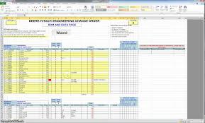Bom Template Excel Excel Bom Creation Tool