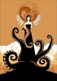 Tentacle Rape Galleries - tentacle queens by brosa on deviantart