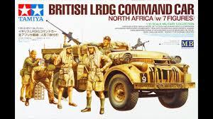 lrdg jeep 1 35 scale tamiya british lrdg command vehicle updt 03 youtube