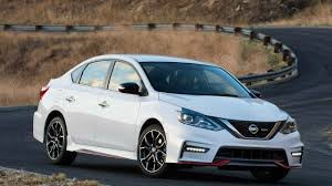 white nissan sentra 2017 nissan sentra nismo drive and exterior youtube