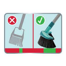 Laminate Floor Broom Leifheit Parquet And Laminate Xtra Clean Plus Parquet And Laminate