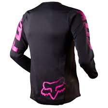 women s fox motocross gear fox racing blackout women jersey extreme supply