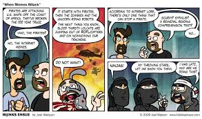 Comic Memes - when memes attack hijinks ensue