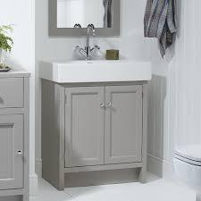 roper rhodes hampton freestanding countertop vanity unit mocha