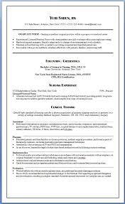 Icu Nurse Resume Template New Grad Nursing Resume Template New Graduate Lpn Resume Sample