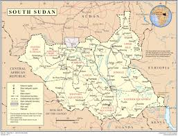 Nile River On Map South Sudan Provisional Updates From The Oil Regions Upper Nile