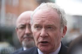 Seeking Recap Recap As Martin Mcguinness Announces He Is Not Seeking Re Election
